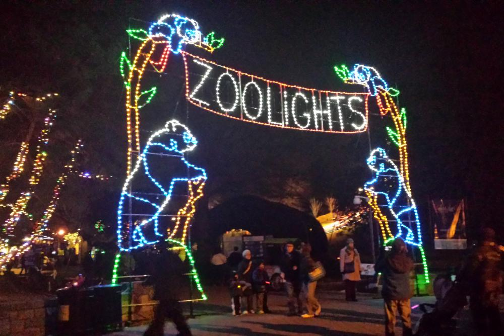 PAST EVENT] DC Metro - Tribe Night at Zoo Lights - William & Mary ...