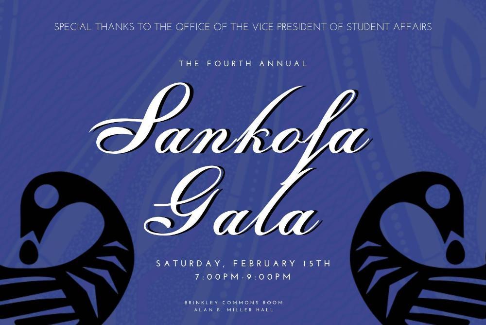Sankofa Gala