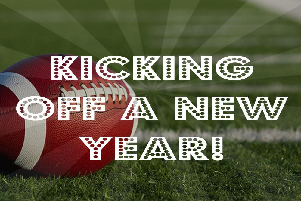 Kick off a new year with us!