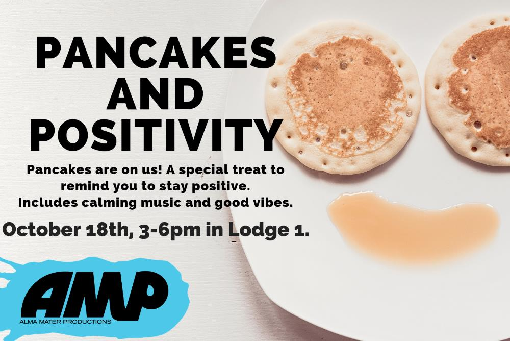 AMP / Pancakes and Positivity