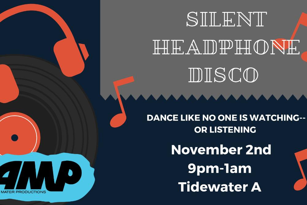 Silent Headphone Disco