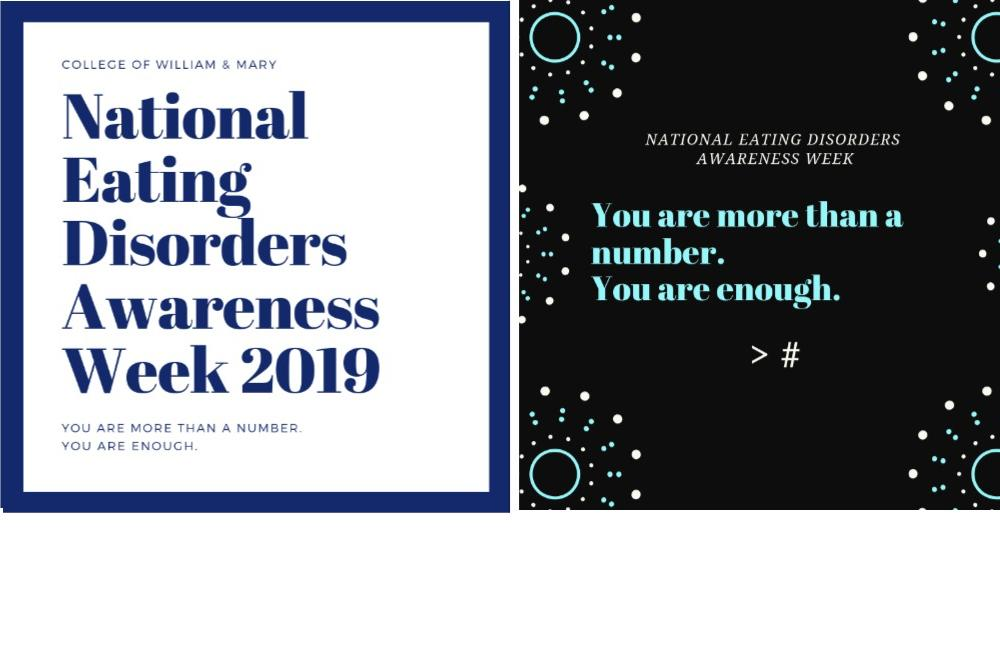 NEDA Week 2019: You are more than a number