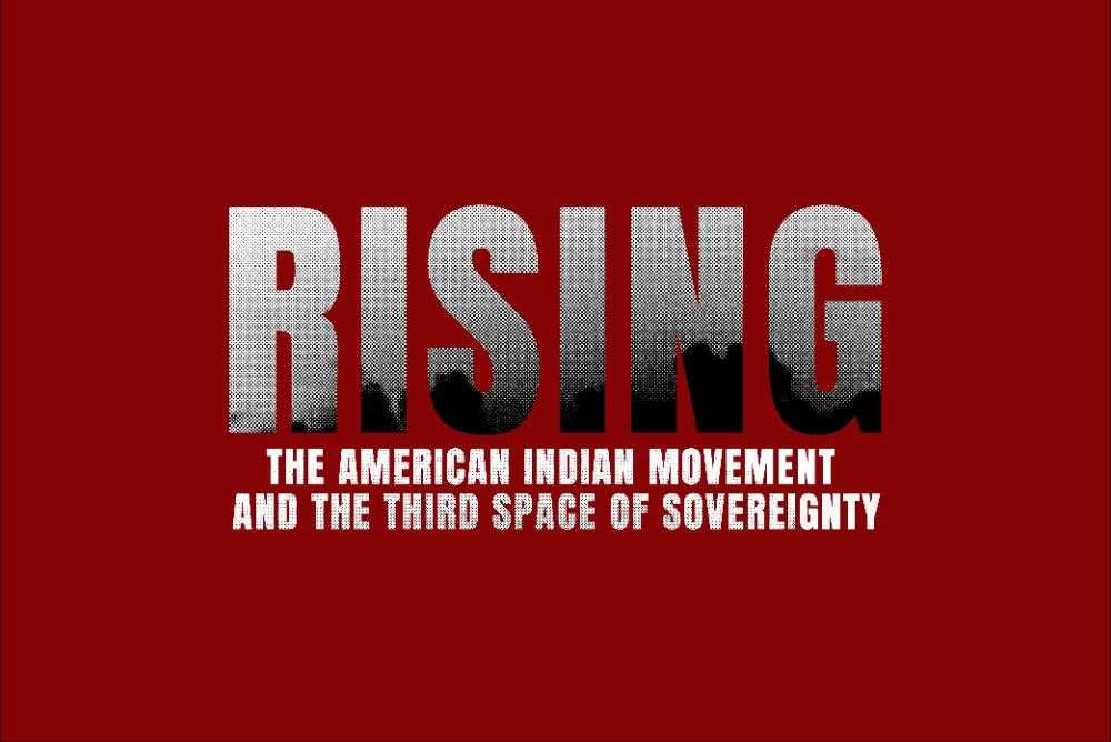 Rising Graphic designed by Brendan Reed