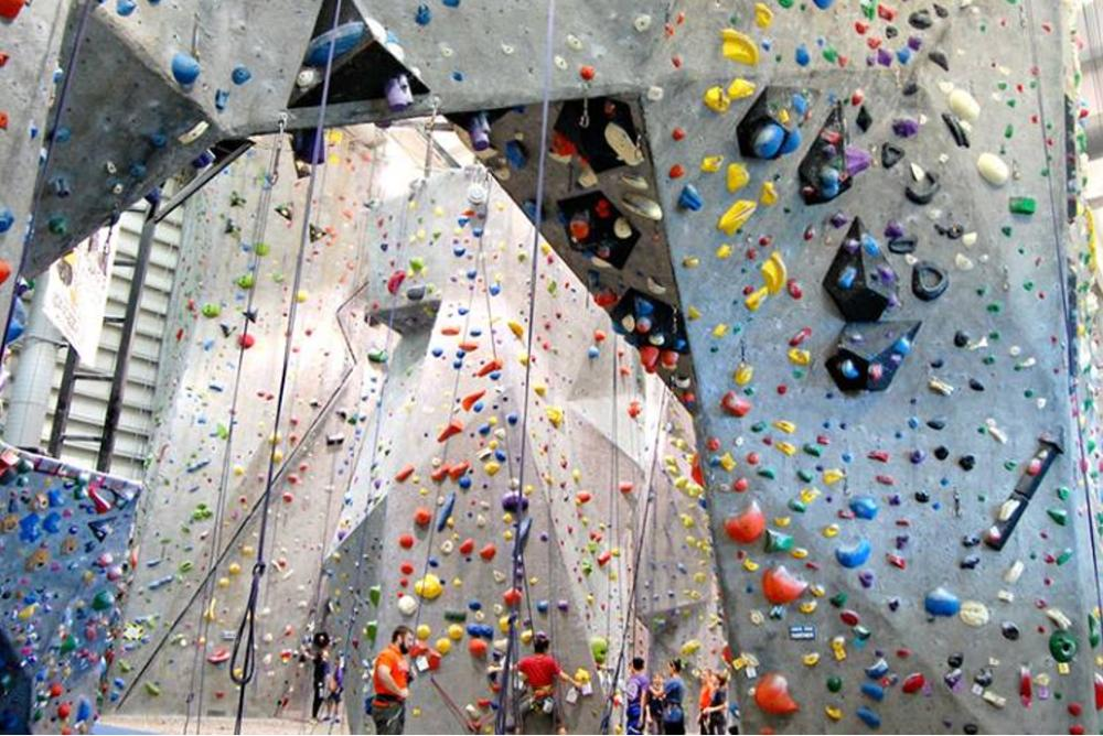 Peak Experiences Climbing Gym