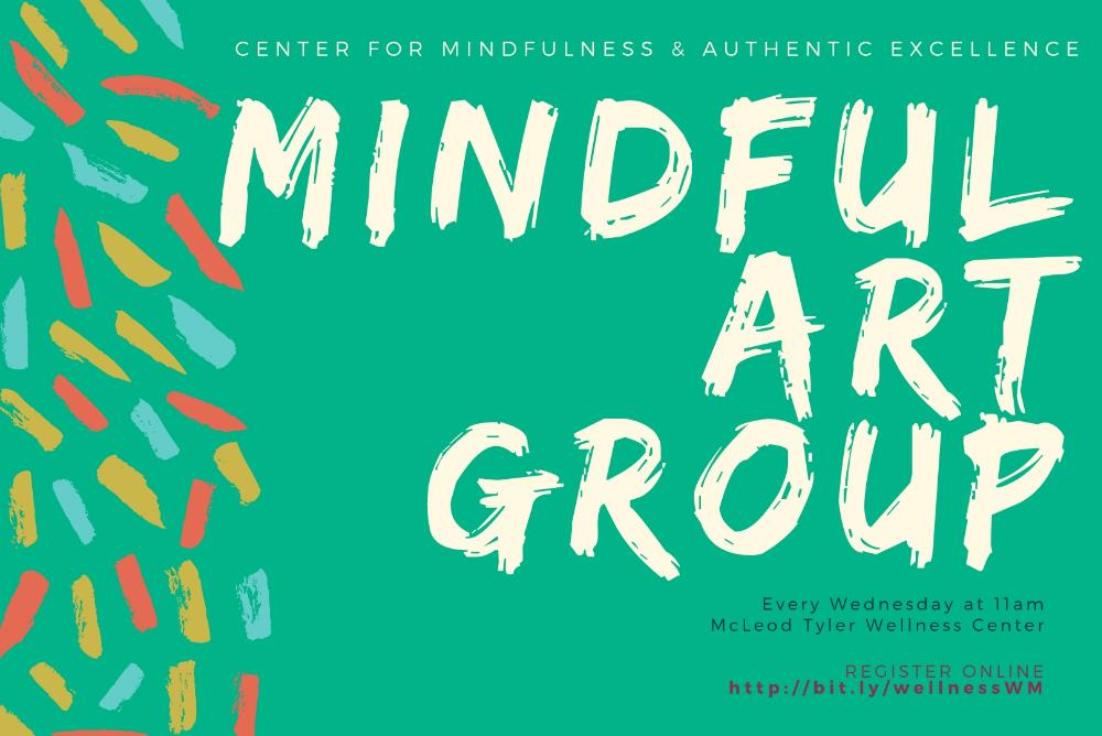 Mindful Art Group