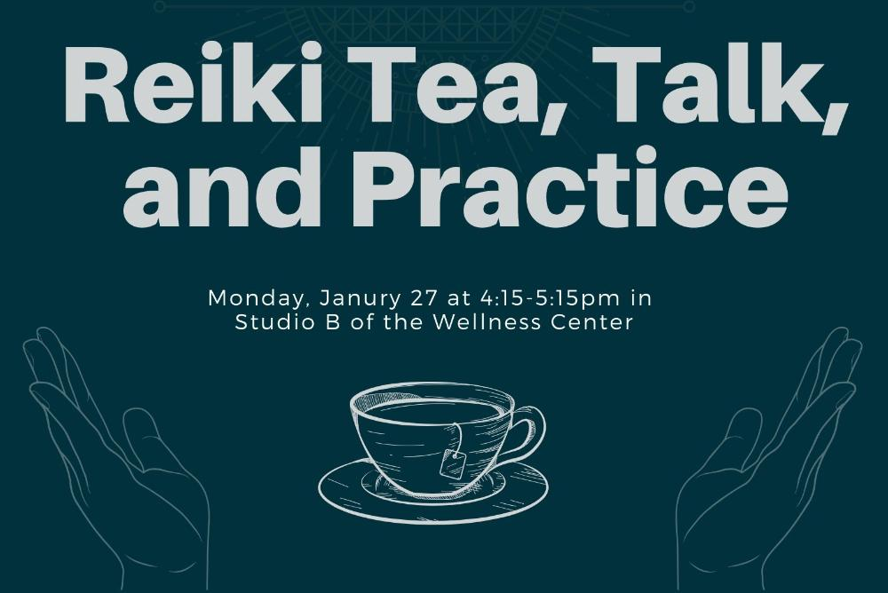 Reiki Tea Talk