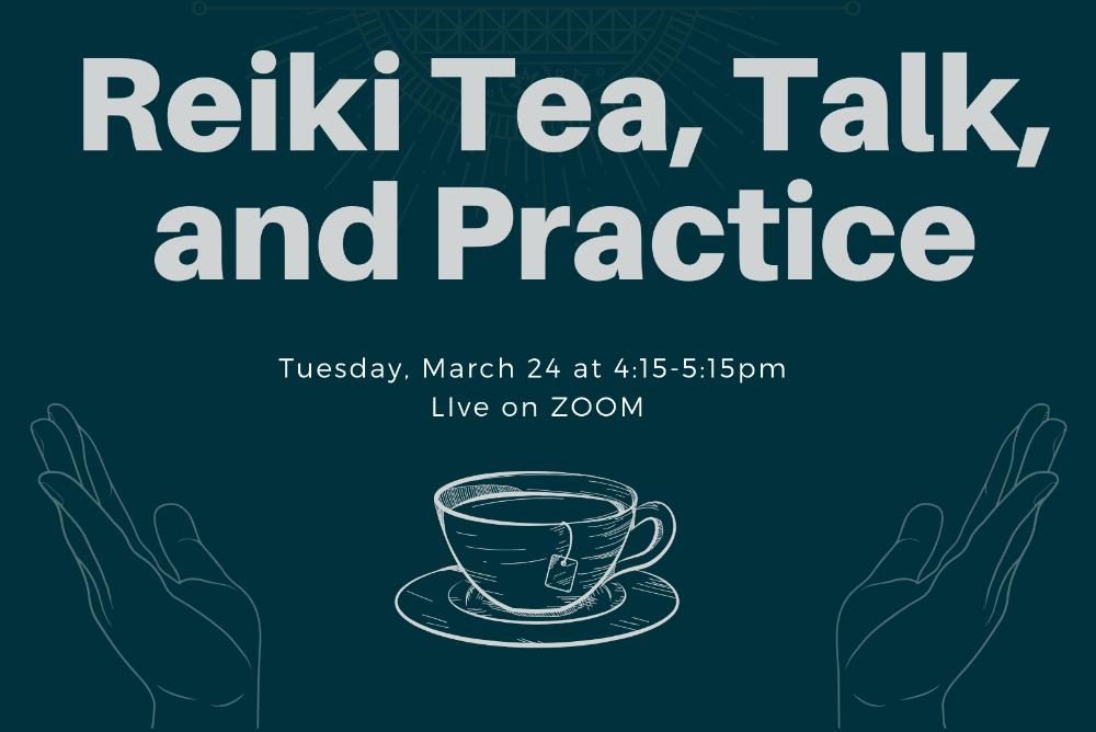 Reiki Tea Talk