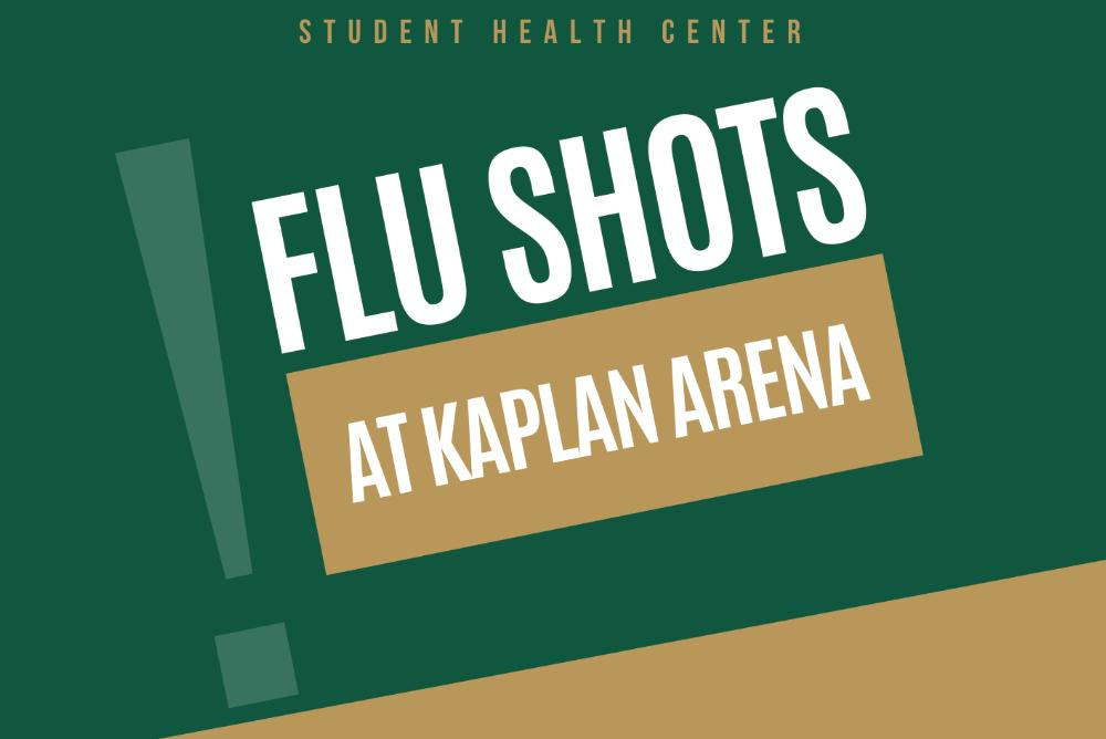 Flu Shots at Kaplan