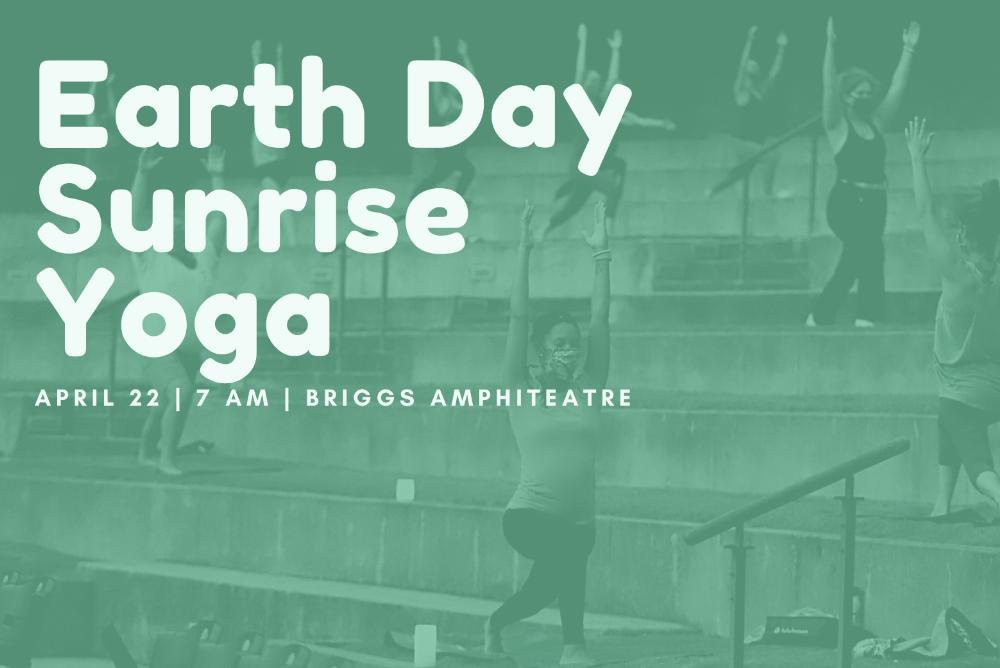 Earth Day Sunrise Yoga