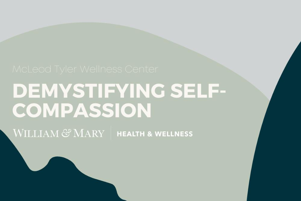 Demystifying Self-Compassion
