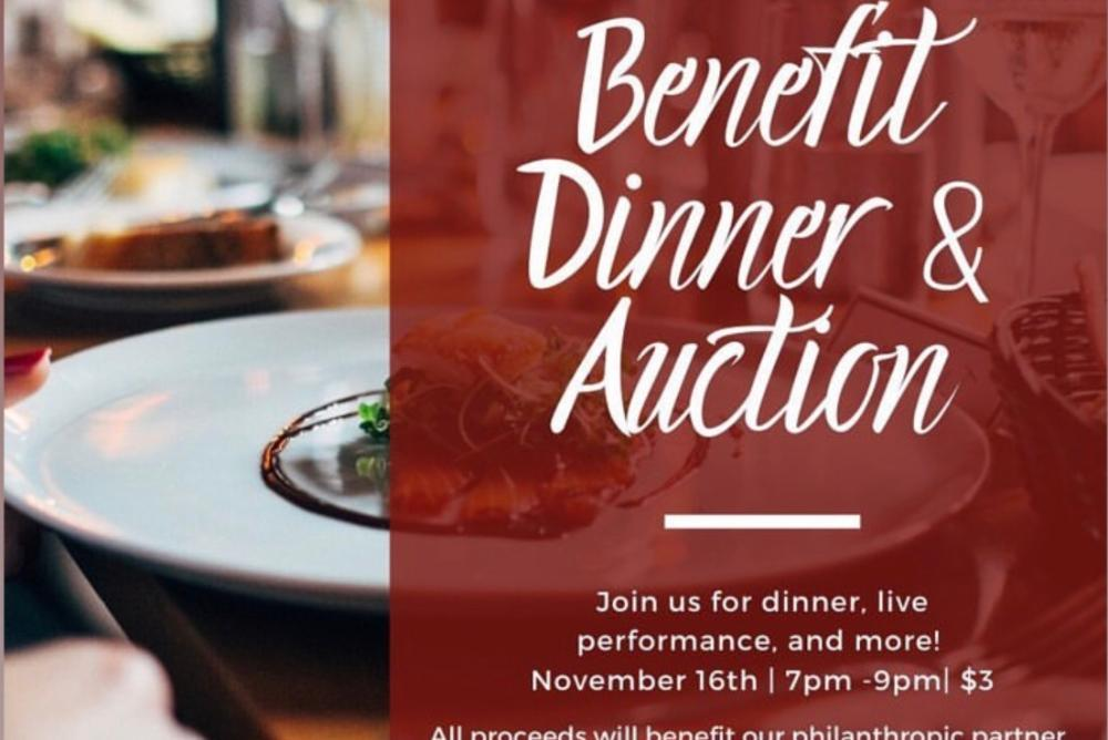 Join us for dinner, live performance, and more!