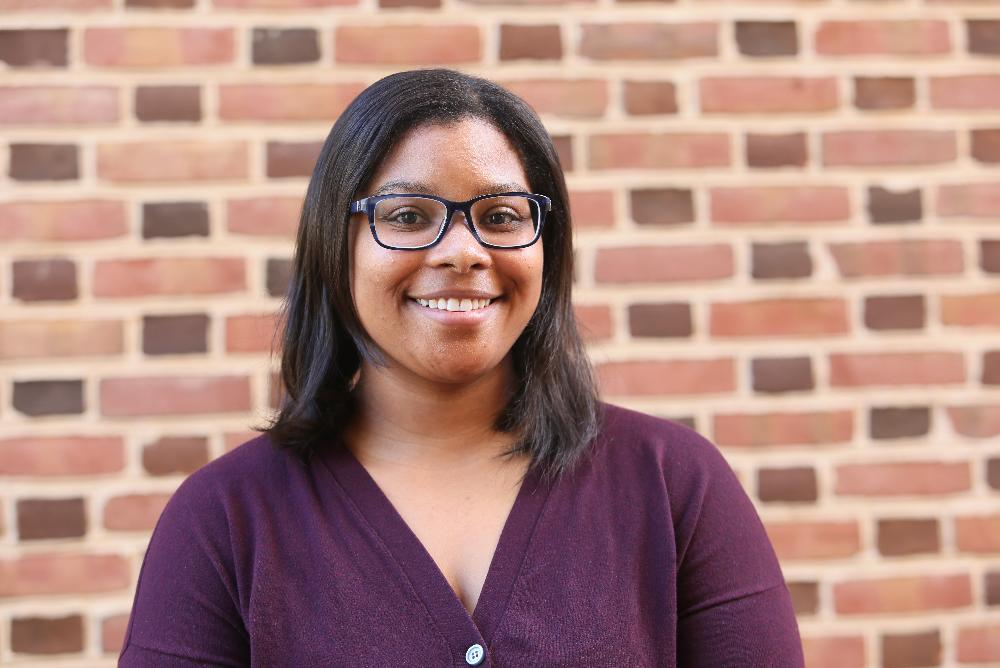Samantha Applin - Ph.D. Candidate in the Applied Science Department