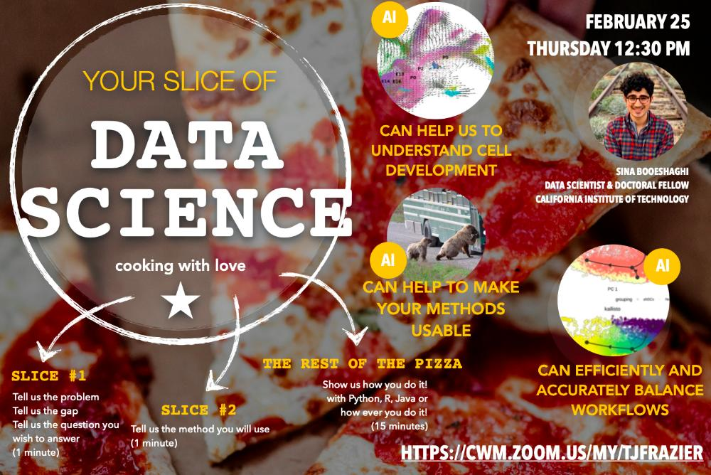 Slice of Data Science - Guest, Sina Booeshaghi