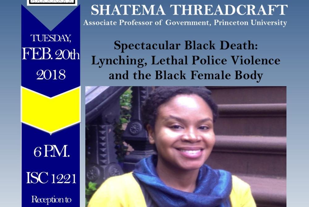 Shatema Threadcraft