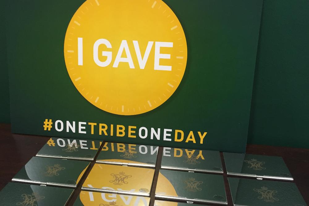 PAST EVENT] W&M One Tribe One Day Breakfast & Business Cards ...