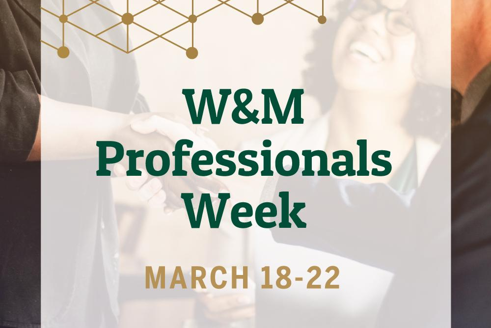 professionals week
