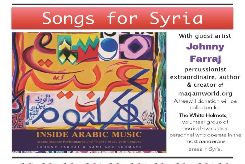 W&M Middle Eastern Music  Enseamble
