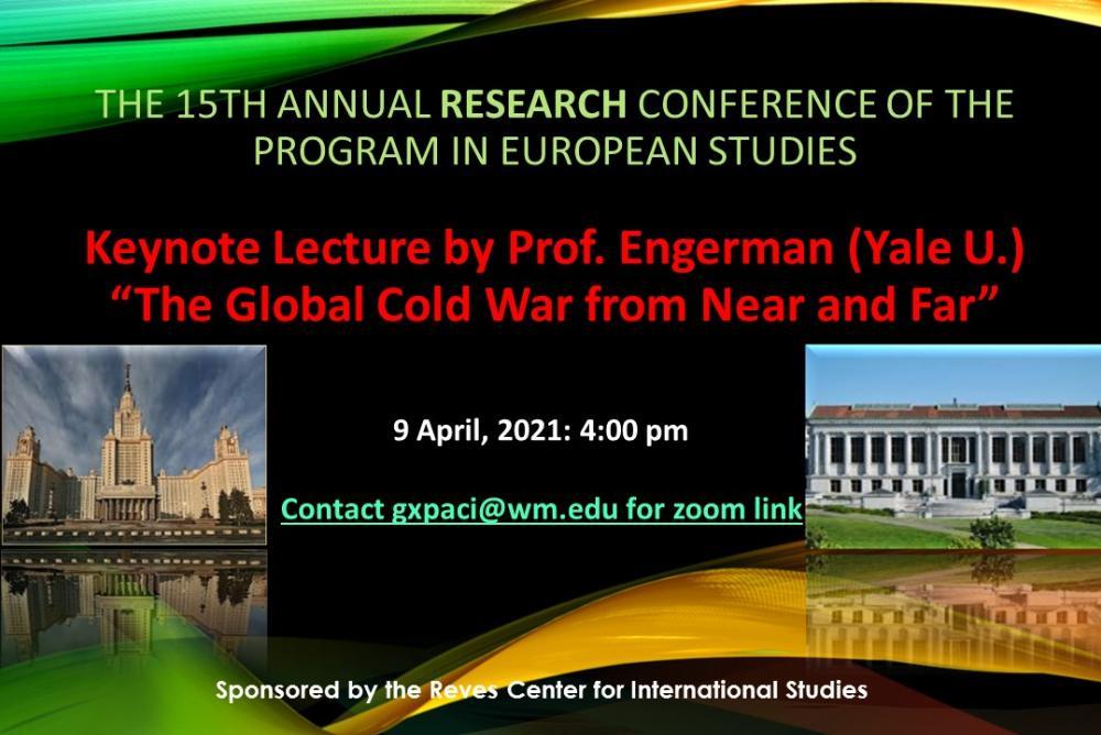 ES Program Annual Conference
