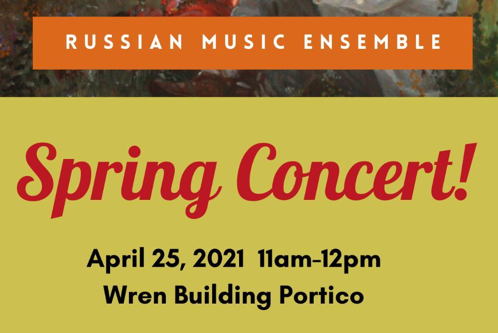 RME Spring Concert 2021