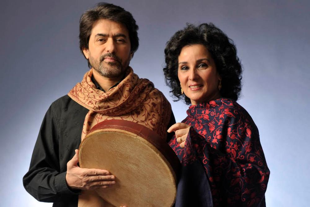 Aïcha Redouane and Habib Yammine