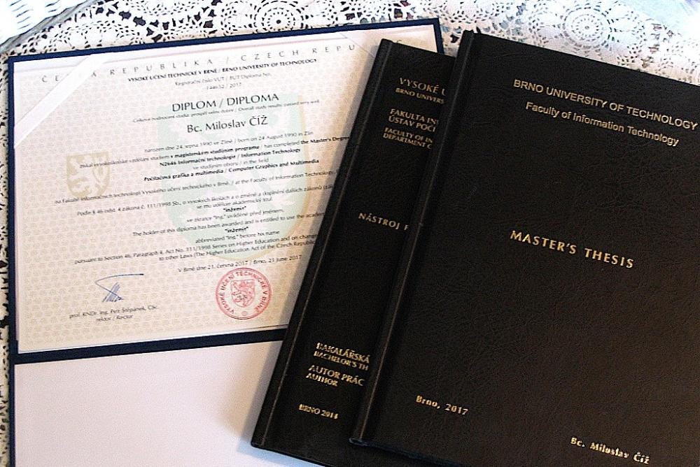 example of dissertation and diploma