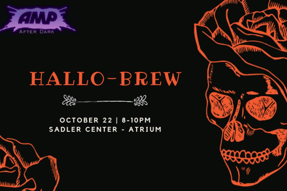 Poster for Hallow-Brew