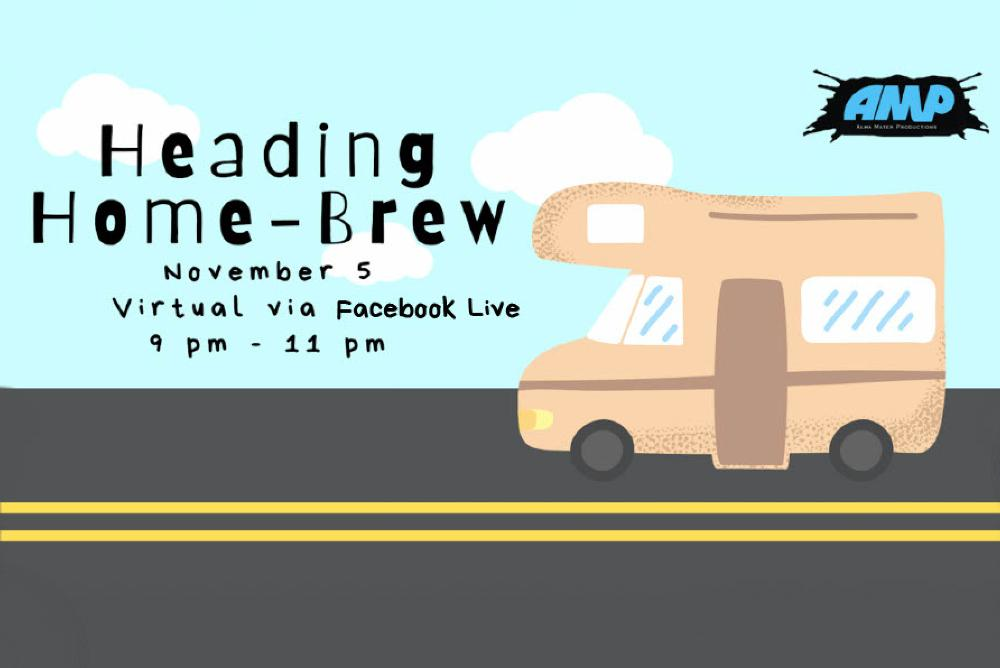 Poster for Heading Home-Brew