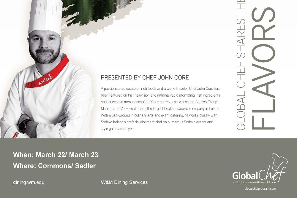 Global Chef John Core