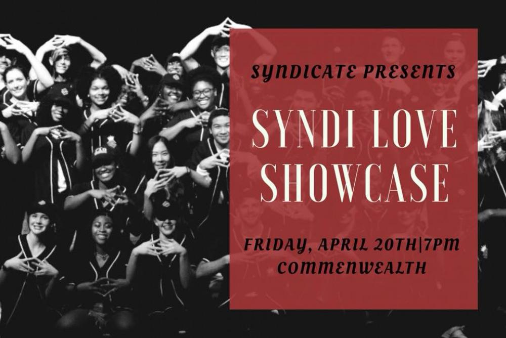 Syndi Love Showcase (4/20/18)