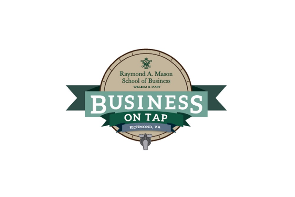 Business on Tap logo