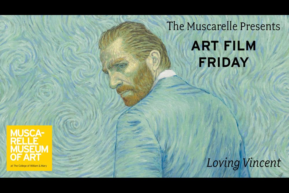 Art Film Friday: Loving Vincent