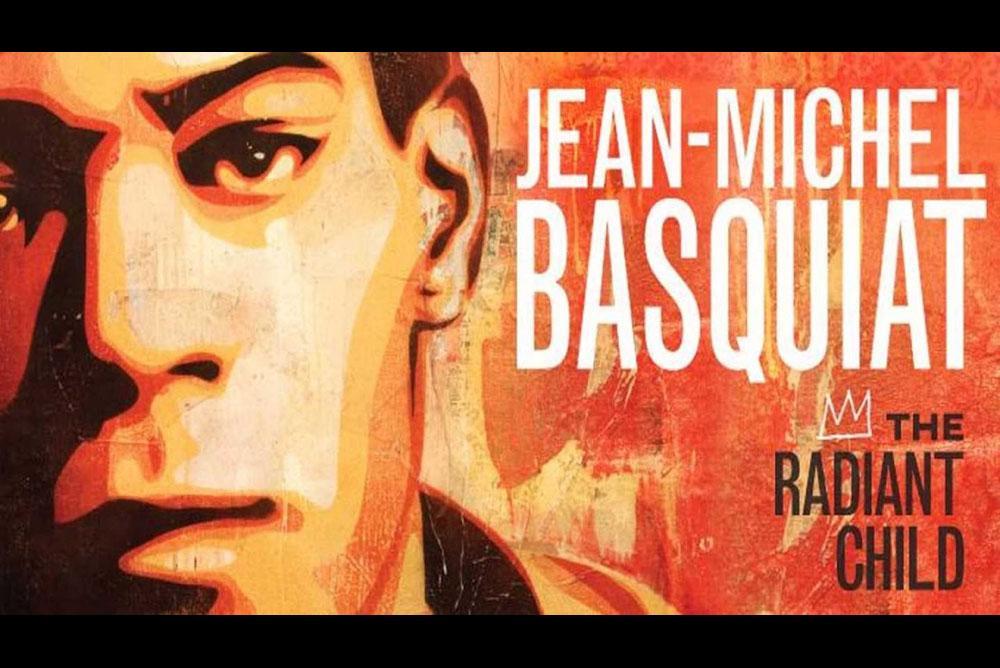 Jean-Michel Basquiat: The Radient Child banner