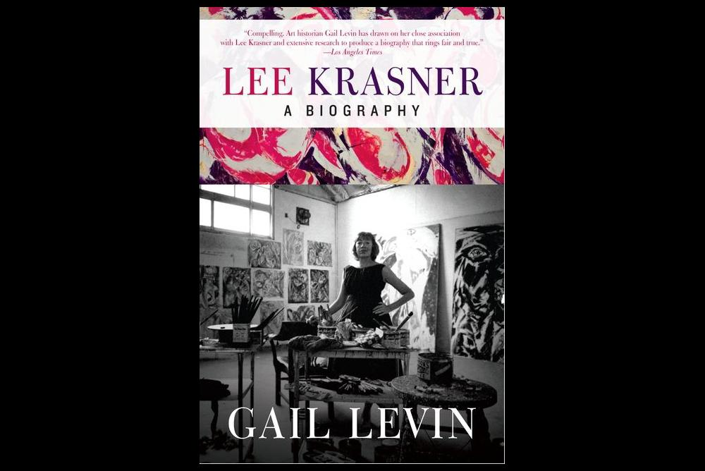 Lee Krasner: A Biography by Gail Levin