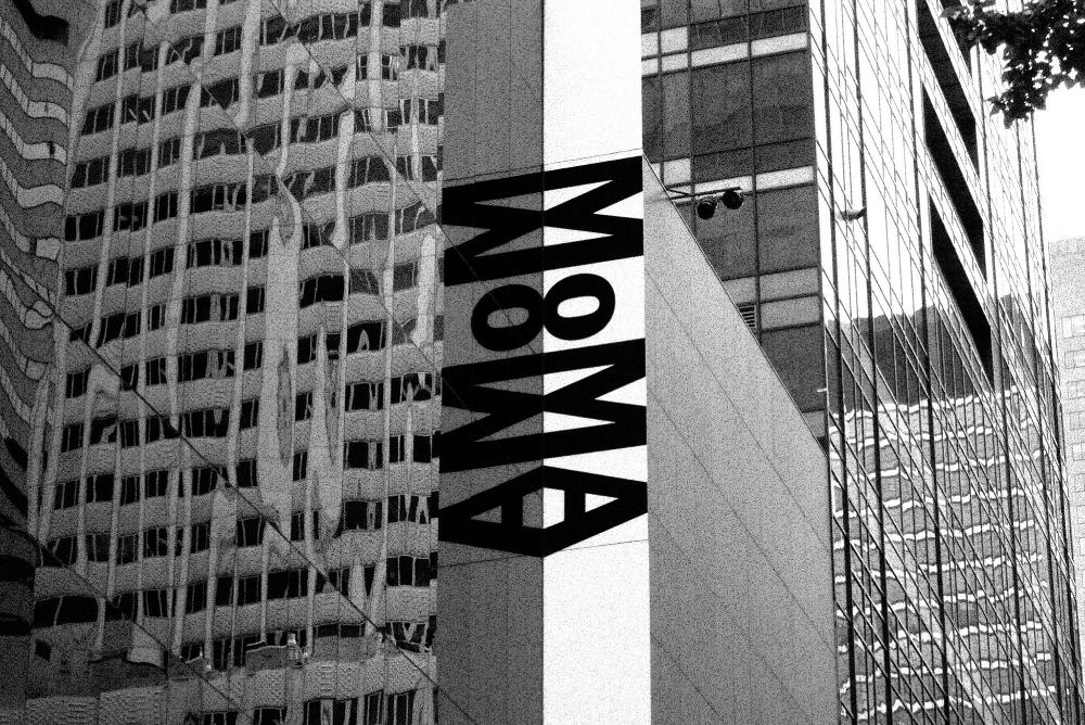 A view of the MoMA, seen in Architect Magazine