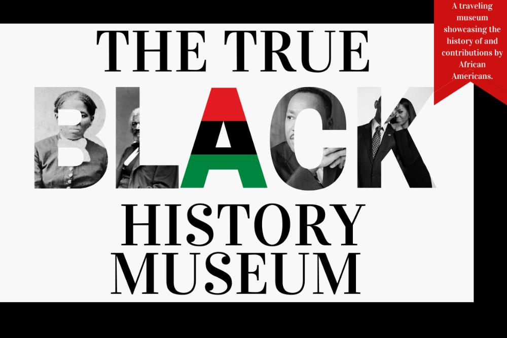 Title of the event: The True Black History Museum