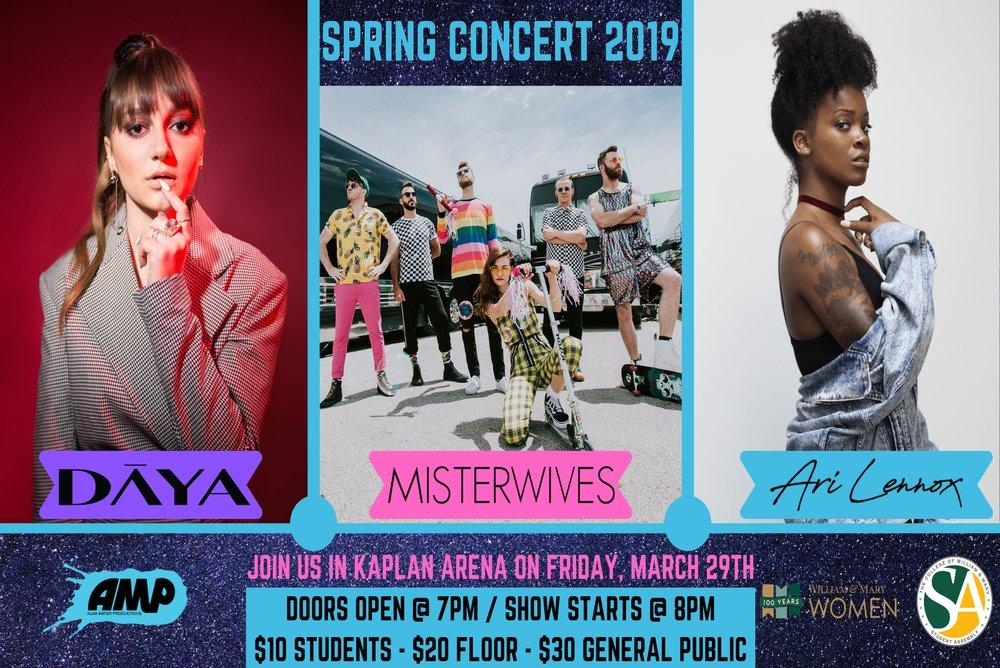 2019 Spring Concert