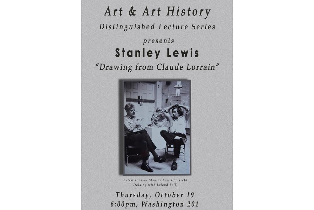 Stanley Lewis Lecture