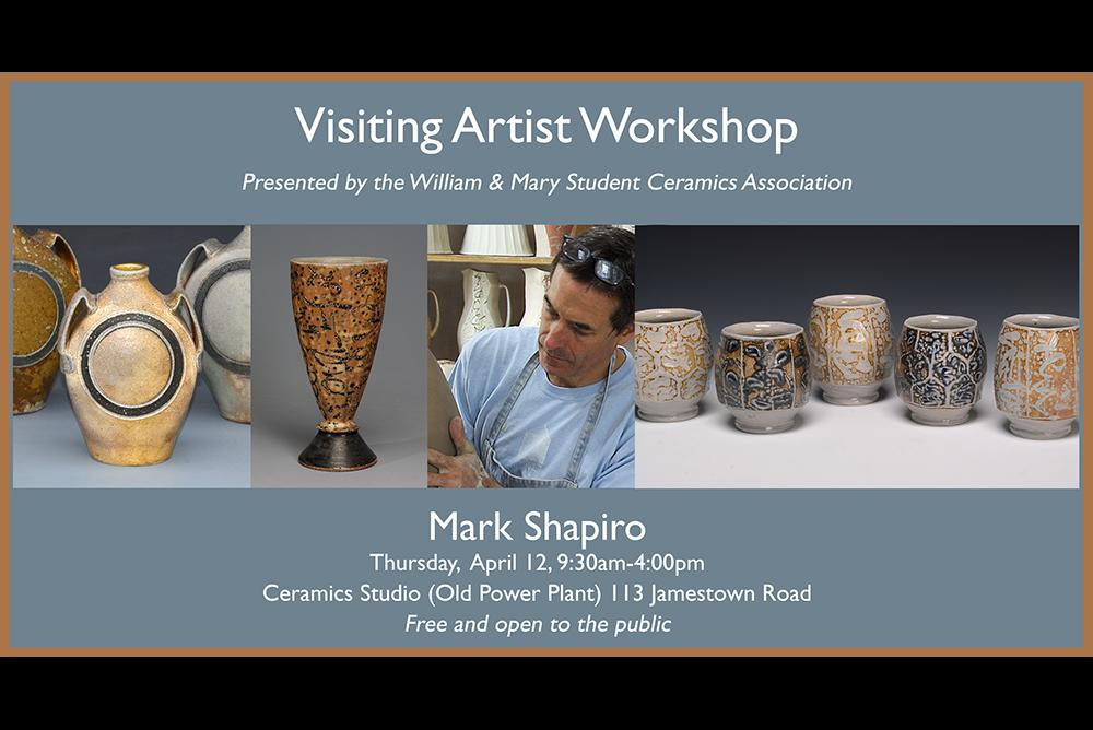 Visiting Artist Mike Shapiro