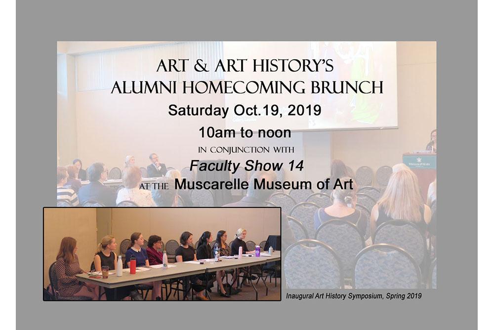 Spring 2019 Inaugural Art History Symposium