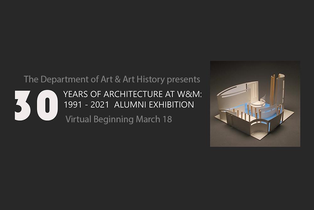 Architecture Alumni Exhibition