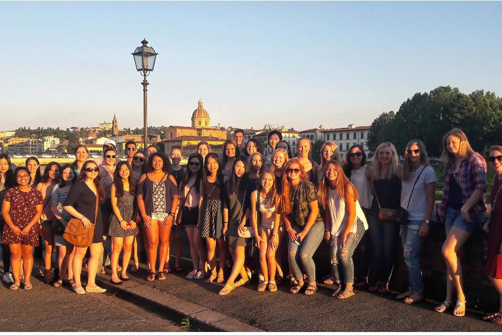 Florence Summer Study Abroad Program