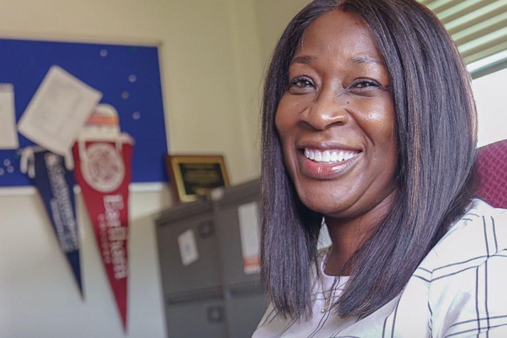 Dr. Angela Owusu-Ansah