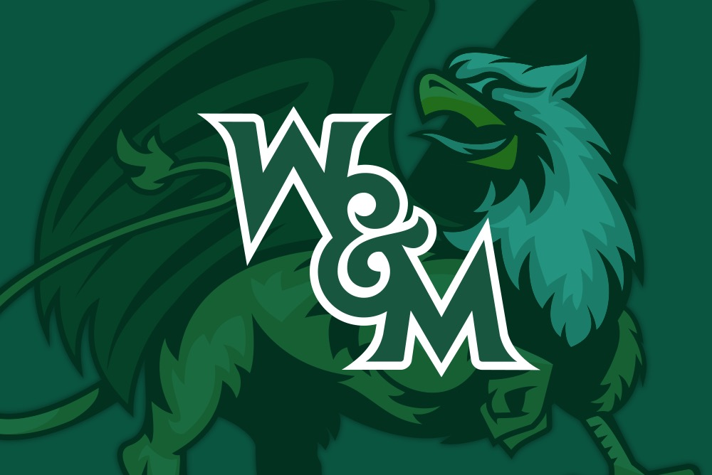 W&M Athletics mark