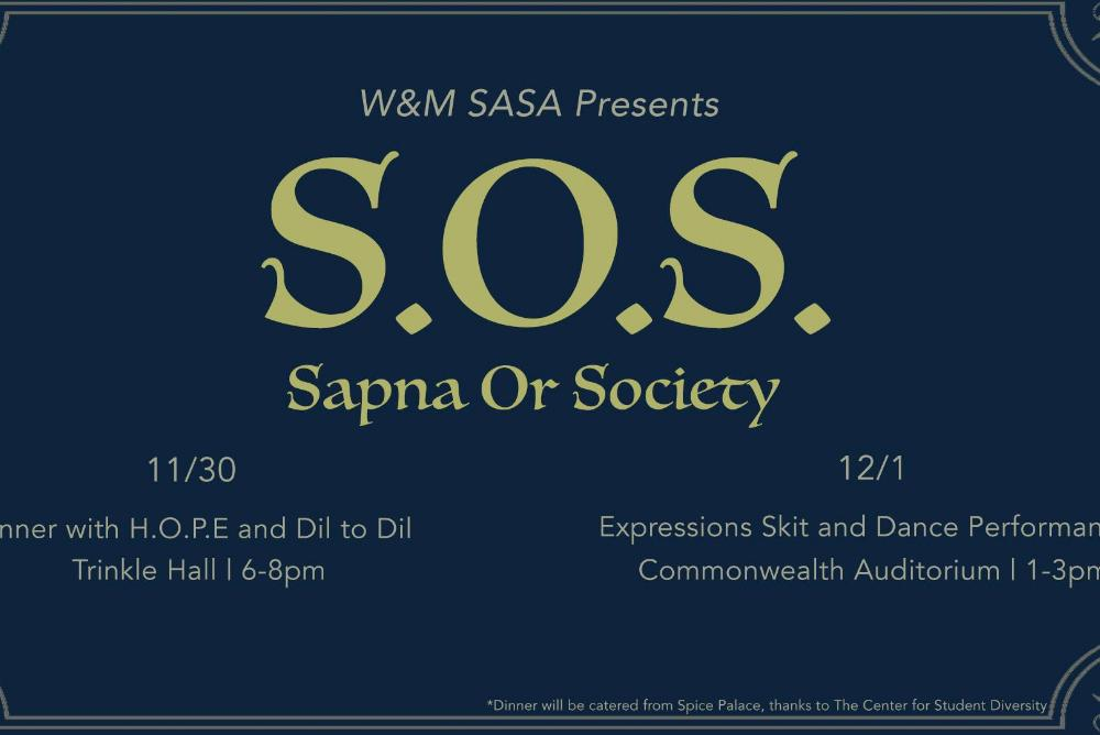 Expressions: Sapna Or Society