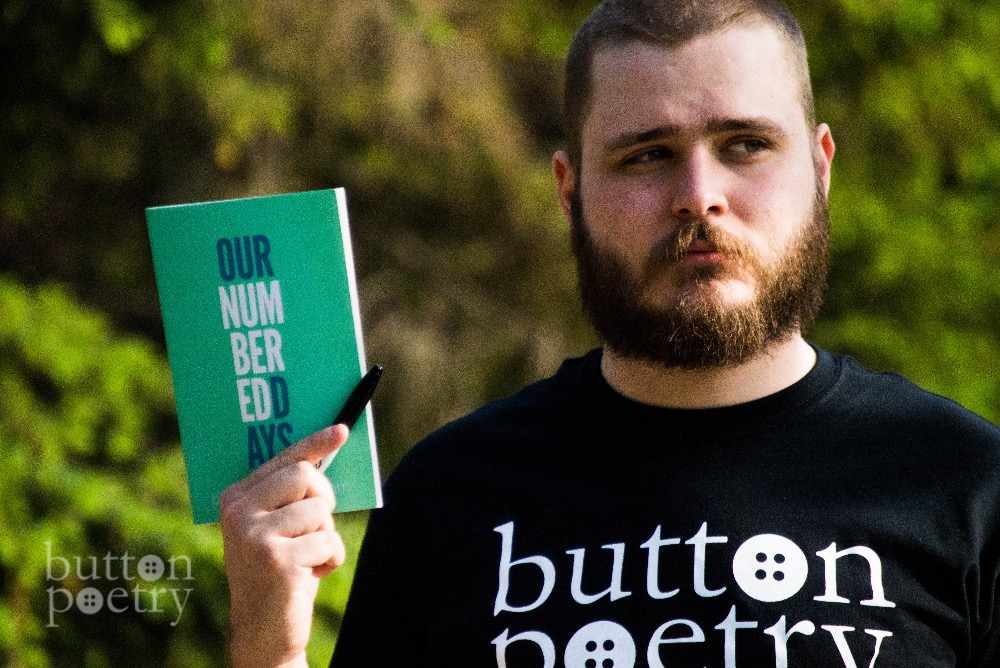 Neil Hilborn and his book