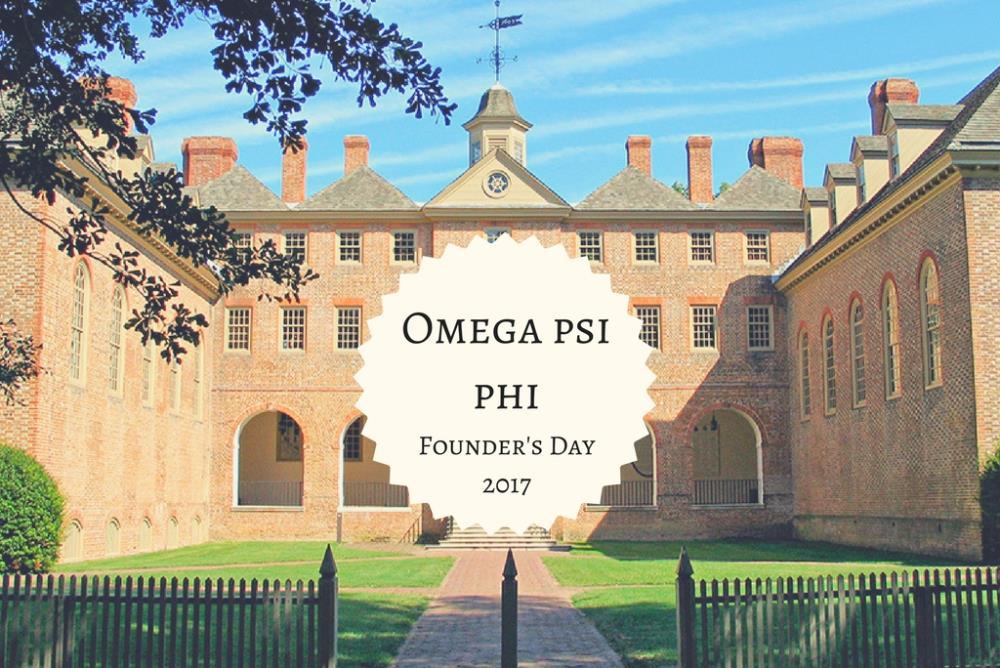 Omega Psi Phi Founding