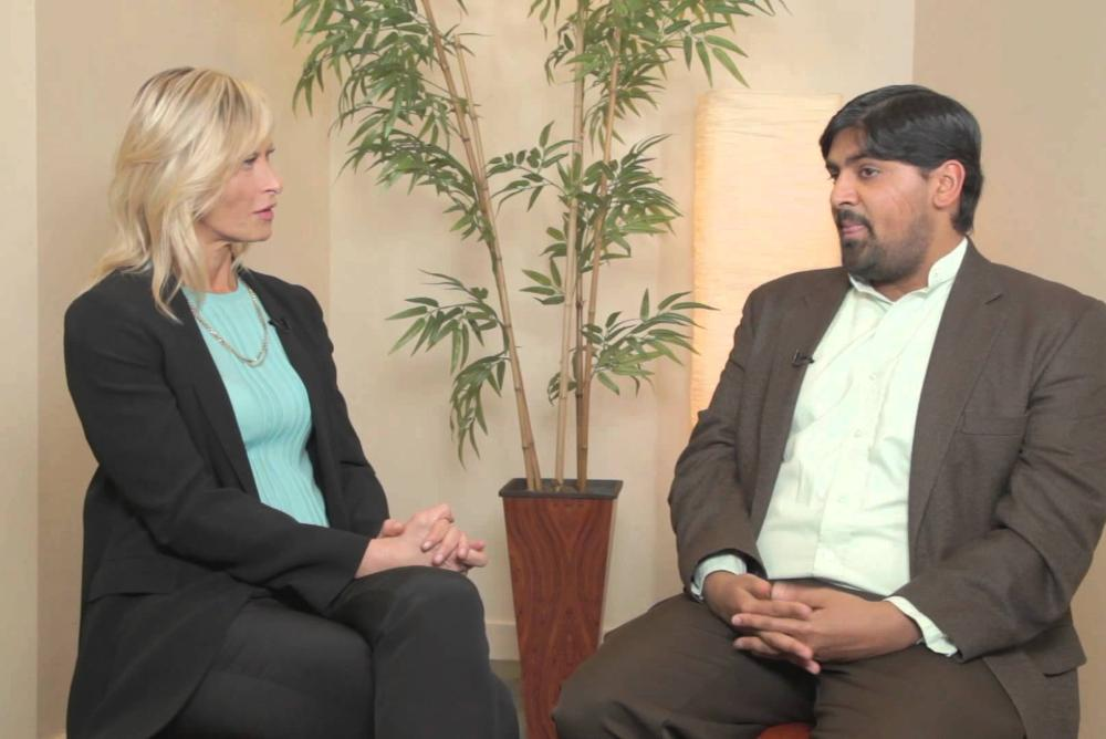 Shankar Nair, Interview, University of Virginia