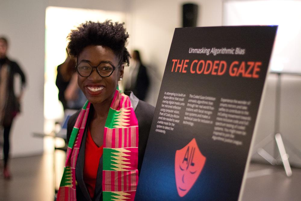 Joy Buolamwini, The Coded Gaze