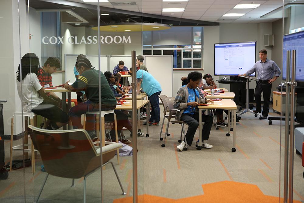 Cox Classroom