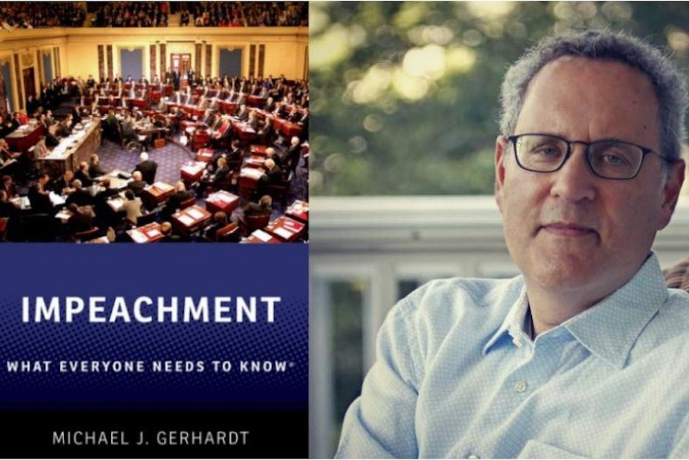 Michael Gerhardt - Impeachment